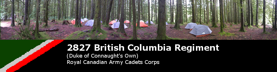 2827 British Columbia Regiment (Duke of Connaught's Own) Army Cadets